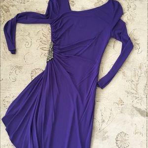 Stunning new dress.